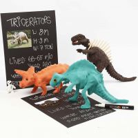 Silkkimassalla päällystetyt dinosaurukset
